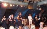 Marla Glen mit ihrer Band