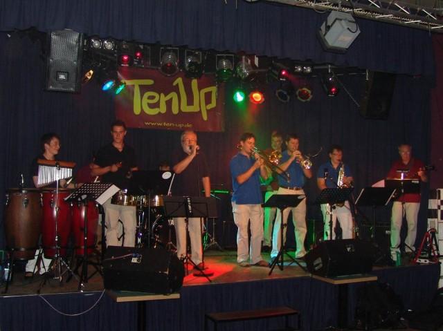 TenUp im Musicpark Maulbronn